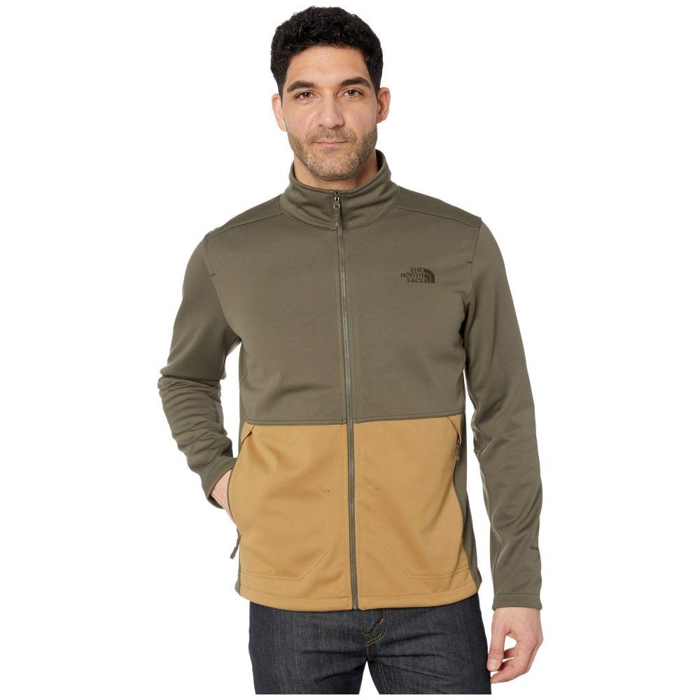 ザ ノースフェイス The North Face メンズ フリース トップス【Apex Canyonwall Jacket】New Taupe Green/British Khaki