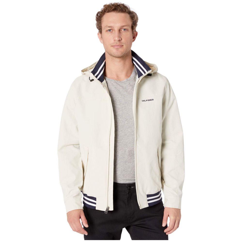 トミー ヒルフィガー Tommy Hilfiger メンズ ジャケット アウター【Regatta Jacket】Silver Birch