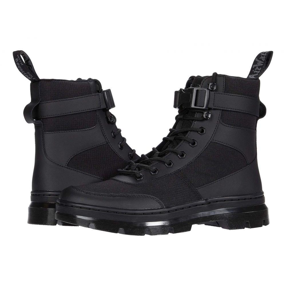 ドクターマーチン Dr. Martens レディース ブーツ シューズ・靴【Combs Tech】Black