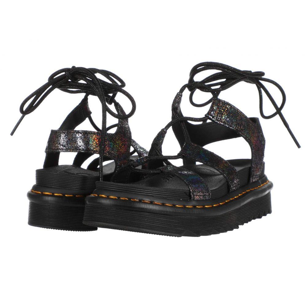 ドクターマーチン Dr. Martens レディース サンダル・ミュール シューズ・靴【Nartilla II】Gunmetal