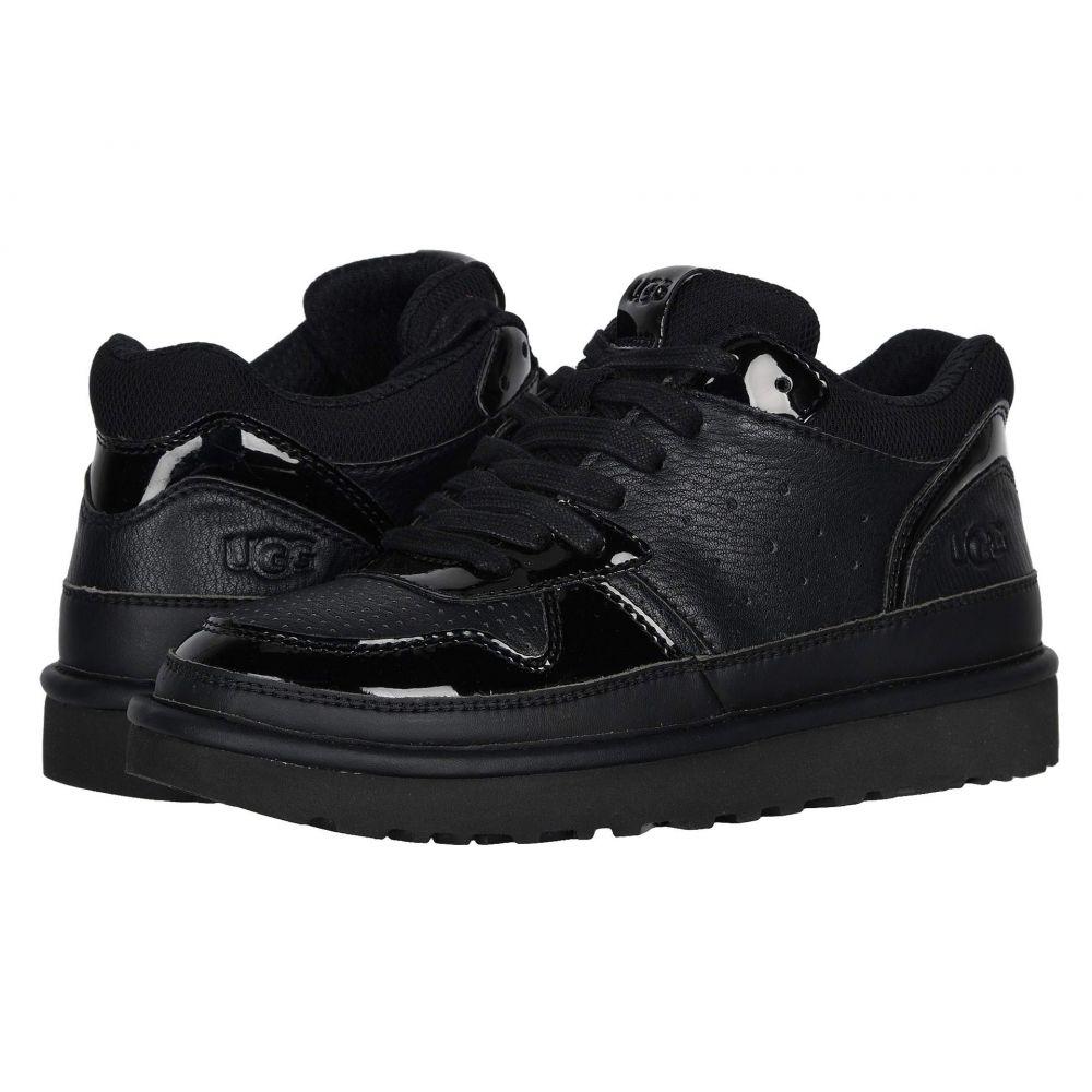 アグ UGG レディース スニーカー シューズ・靴【Highland Sneaker】Black/Black