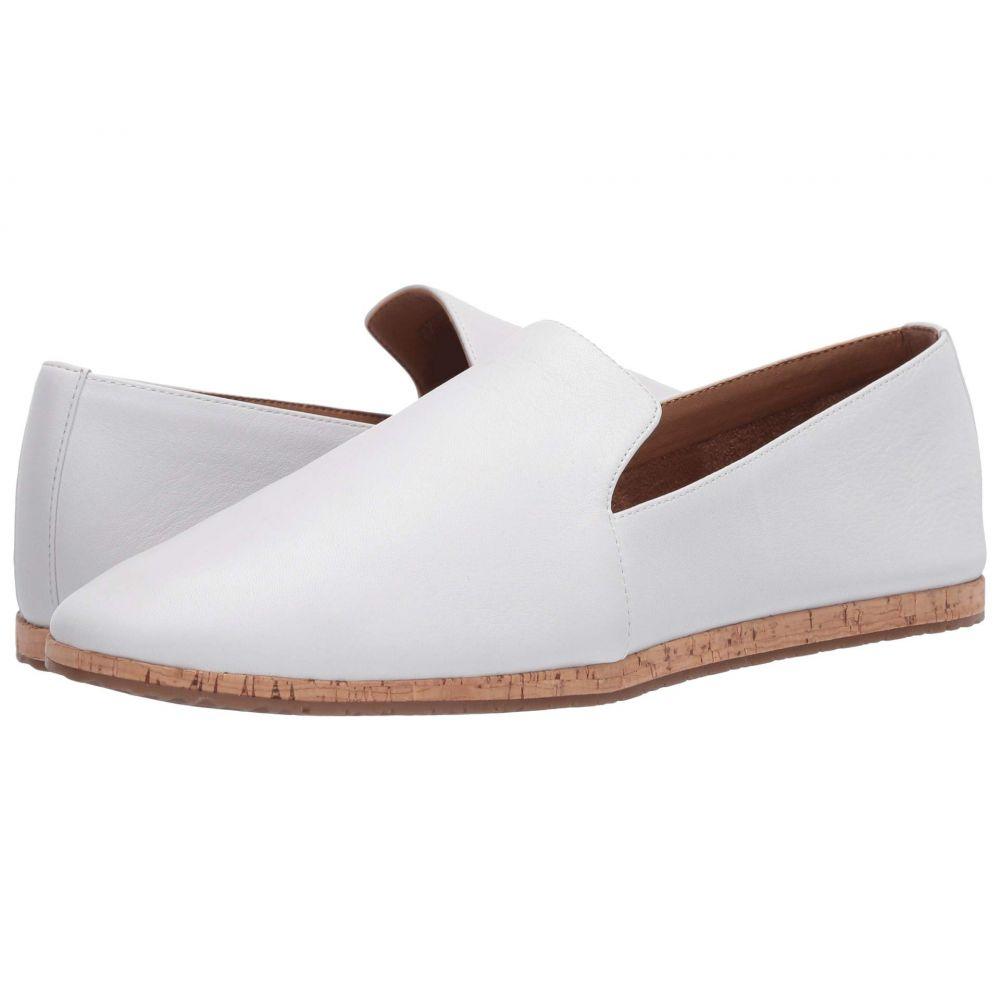 エアロソールズ Aerosoles レディース ローファー・オックスフォード シューズ・靴【Hempstead】White Leather
