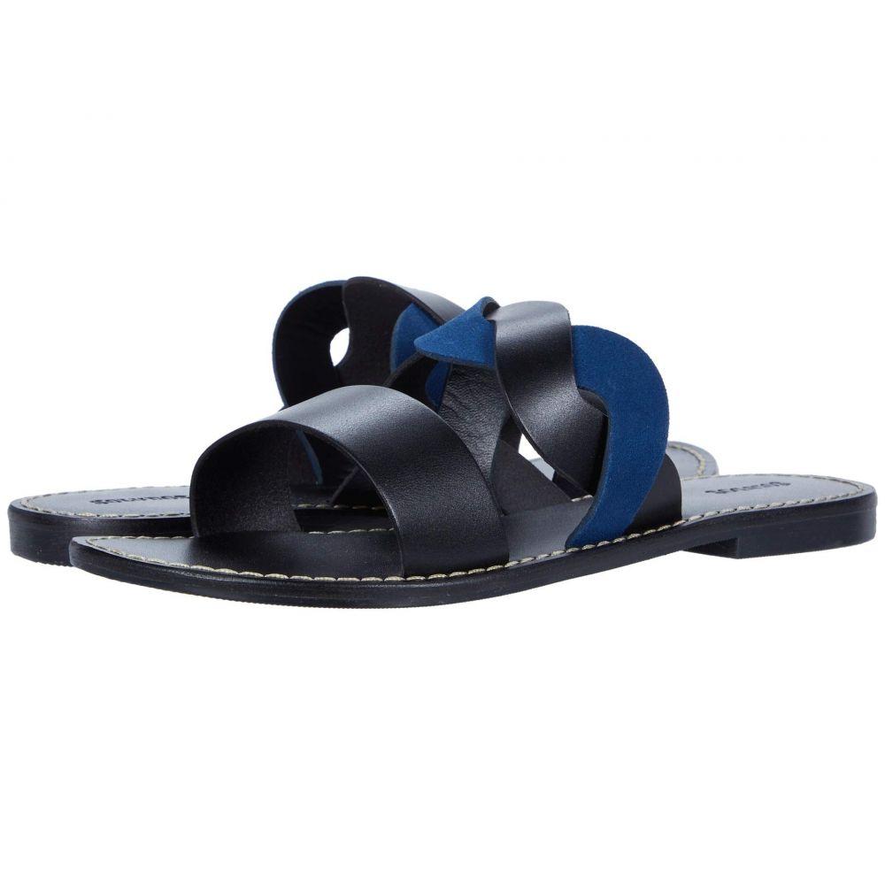 ソルドス Soludos レディース サンダル・ミュール シューズ・靴【Imogen Leather Sandal】Black/Midnight