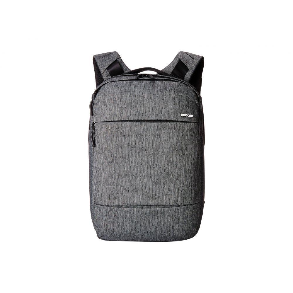 インケース Incase レディース バックパック・リュック バッグ【City Collection Compact Backpack】Heather Black/Gunmetal Gray