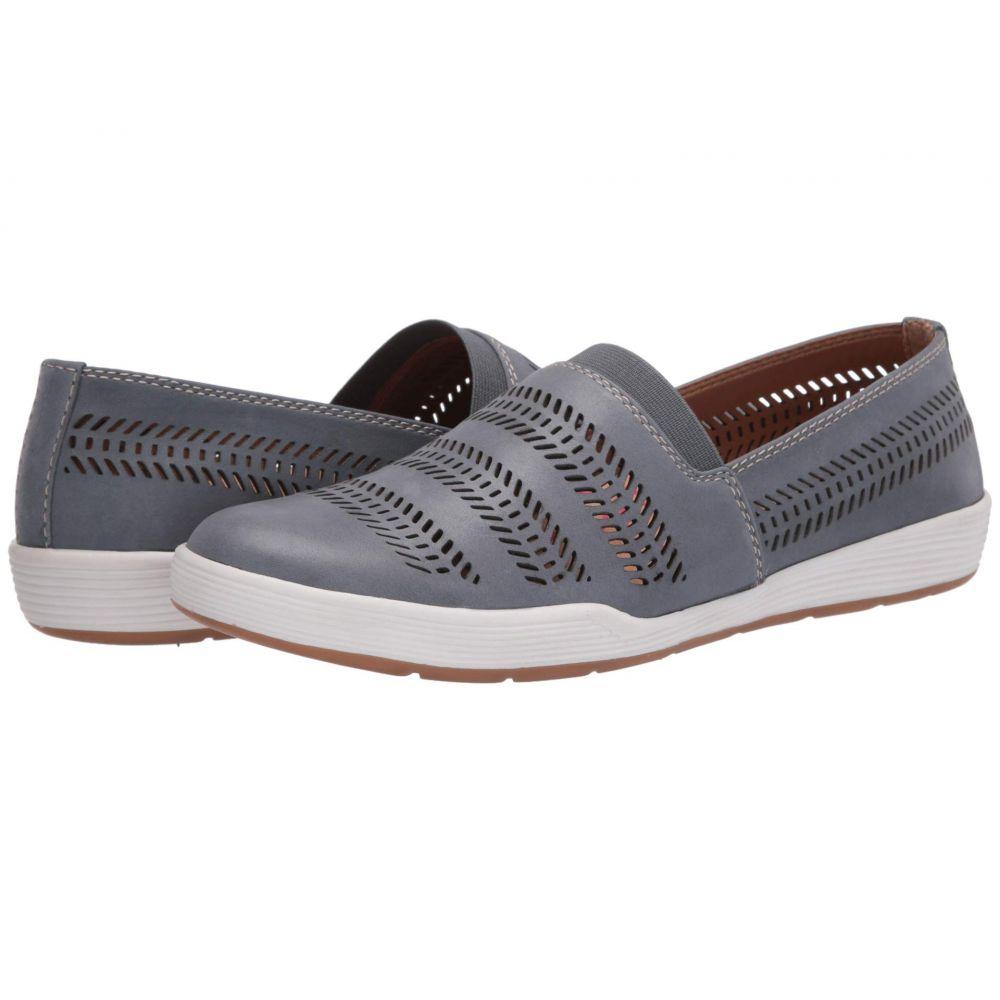 コンフォーティヴァ Comfortiva レディース ローファー・オックスフォード シューズ・靴【Loring】Chambray La Mesa