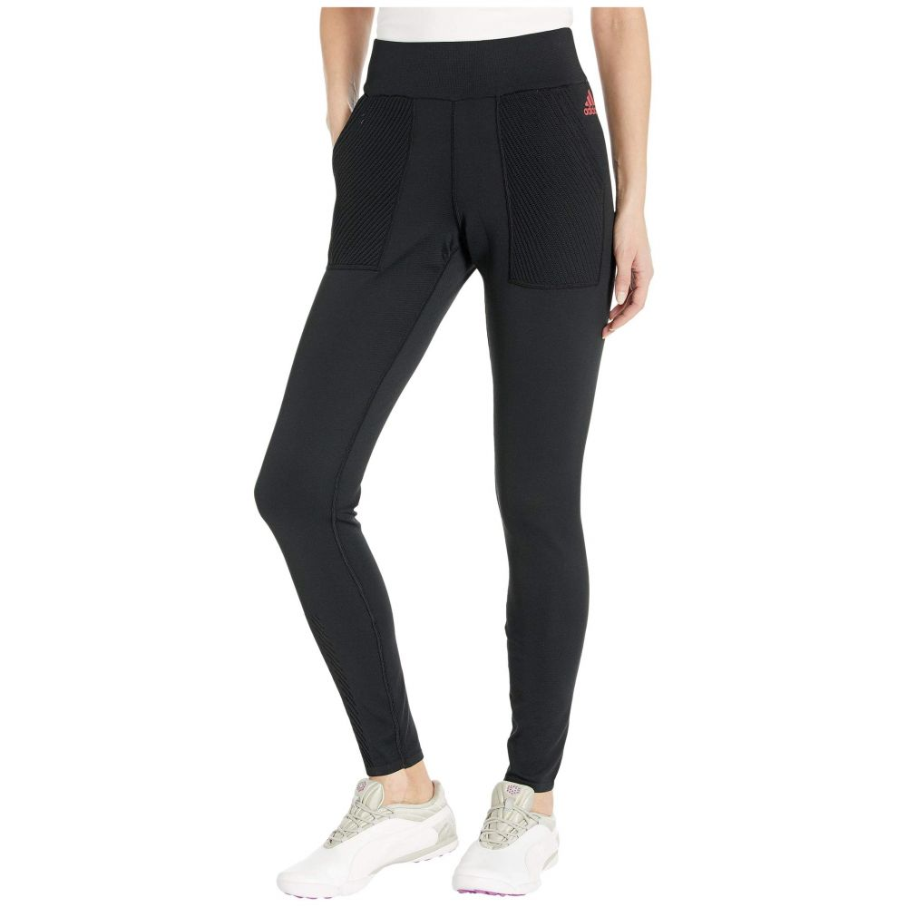アディダス adidas Golf レディース ボトムス・パンツ 【Primeknit Pants】Black