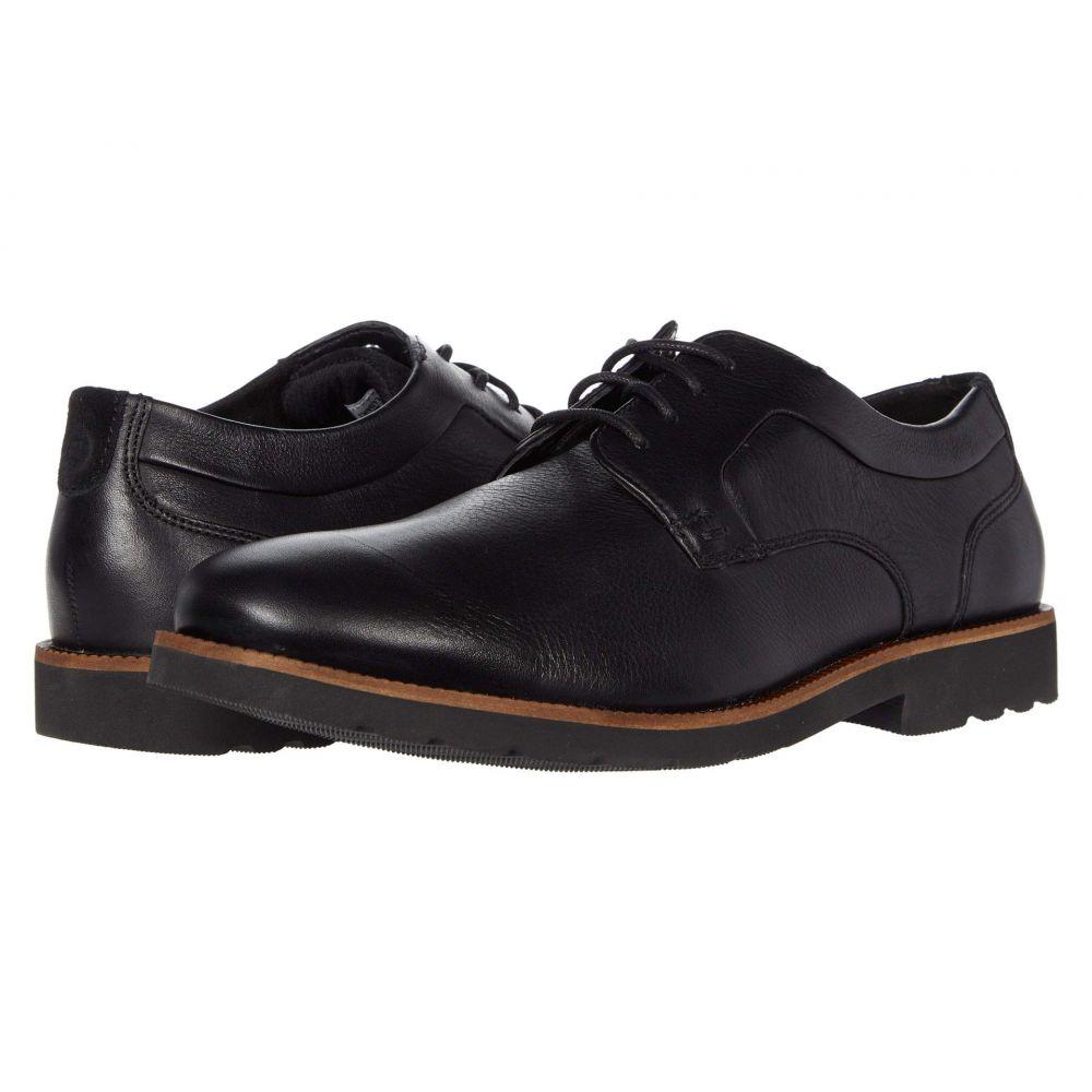 ロックポート Rockport メンズ 革靴・ビジネスシューズ シューズ・靴【Sharp and Ready 2 Plain Toe】Black
