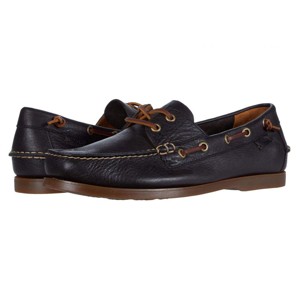ラルフ ローレン Polo Ralph Lauren メンズ デッキシューズ シューズ・靴【Merton】Brown Salvador
