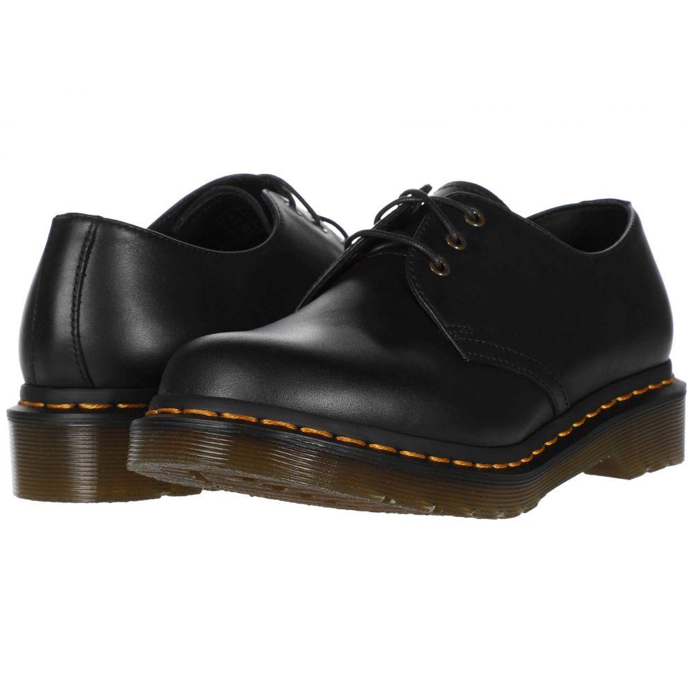 ドクターマーチン Dr. Martens レディース ローファー・オックスフォード シューズ・靴【1461 Iridescent Crackle】Black