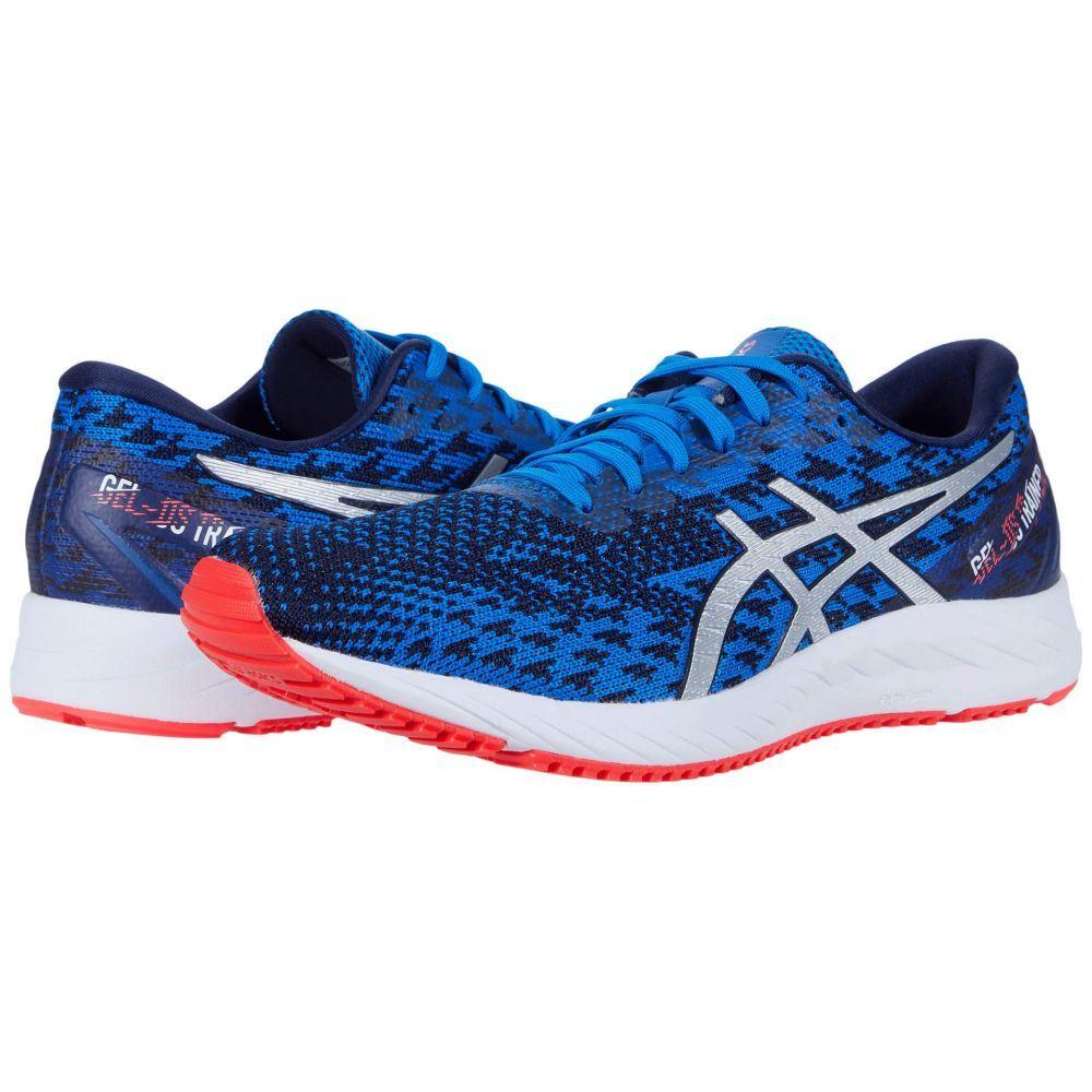 アシックス ASICS レディース ランニング・ウォーキング シューズ・靴【GEL-DS Trainer 25】Electric Blue/Pure Silver