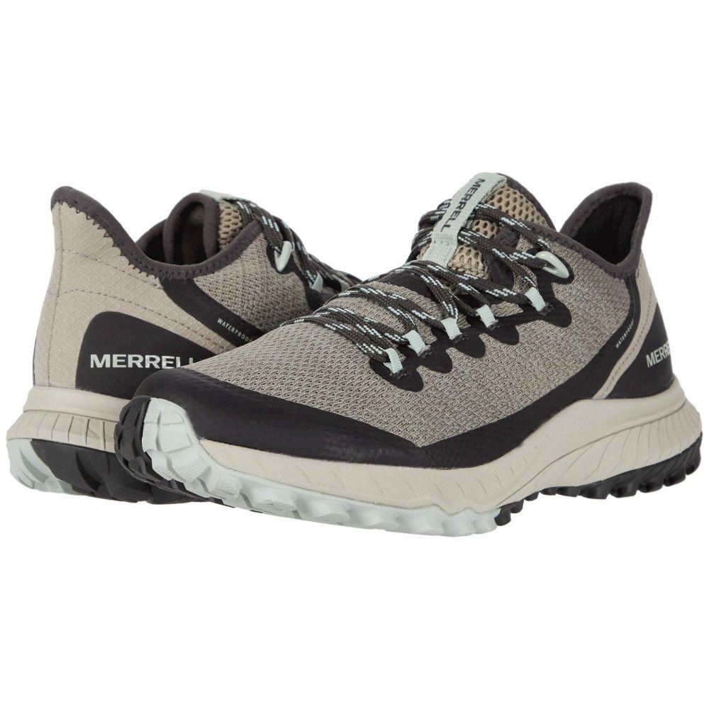 メレル Merrell レディース ハイキング・登山 シューズ・靴【Bravada Waterproof】Aluminum