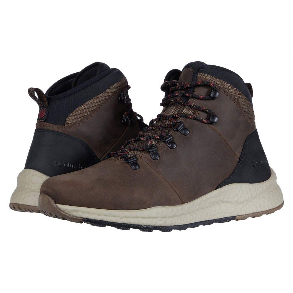 コロンビア Columbia メンズ ハイキング・登山 シューズ・靴【Sh/Ft(TM) Waterproof Hiker】Espresso II/Red Jasper