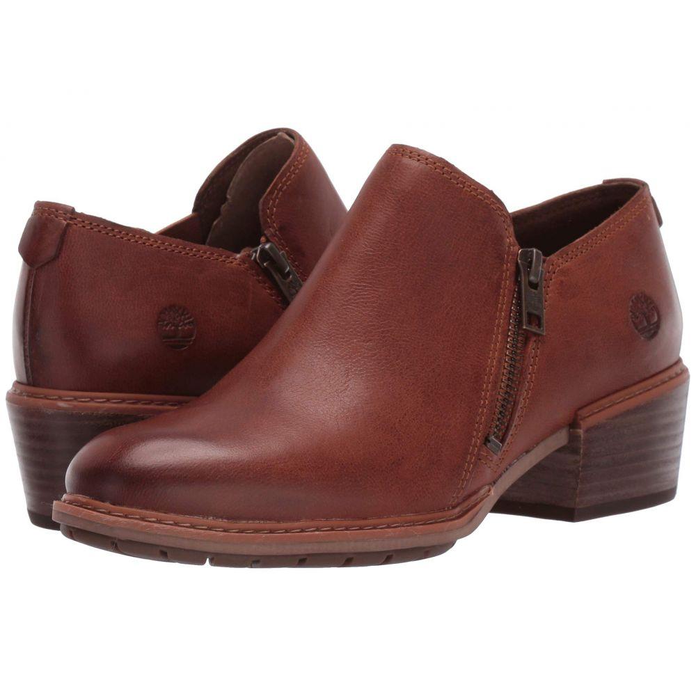 ティンバーランド Timberland レディース ブーツ シューズ・靴【Sutherlin Bay Shootie】Medium Brown Full Grain