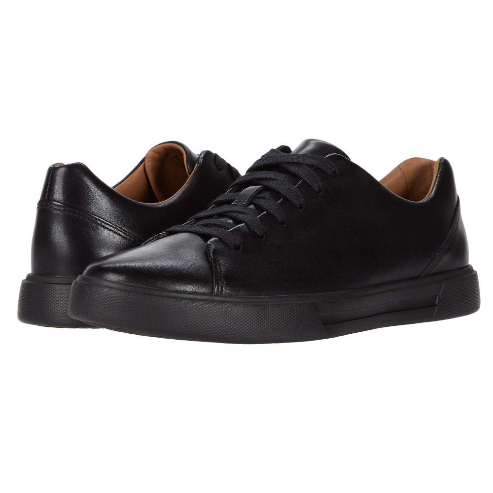 クラークス Clarks メンズ スニーカー シューズ・靴【Un Costa Lace】Black/Black