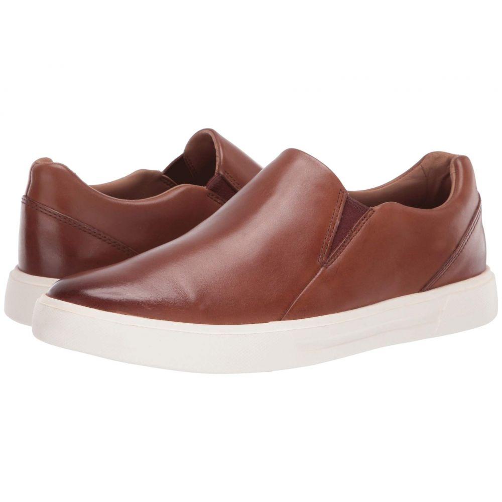 クラークス Clarks メンズ スニーカー シューズ・靴【Un Costa Step】British Tan Leather
