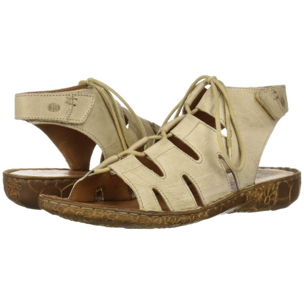 ジョセフセイベル Josef Seibel レディース サンダル・ミュール シューズ・靴【Rosalie 39】Creme