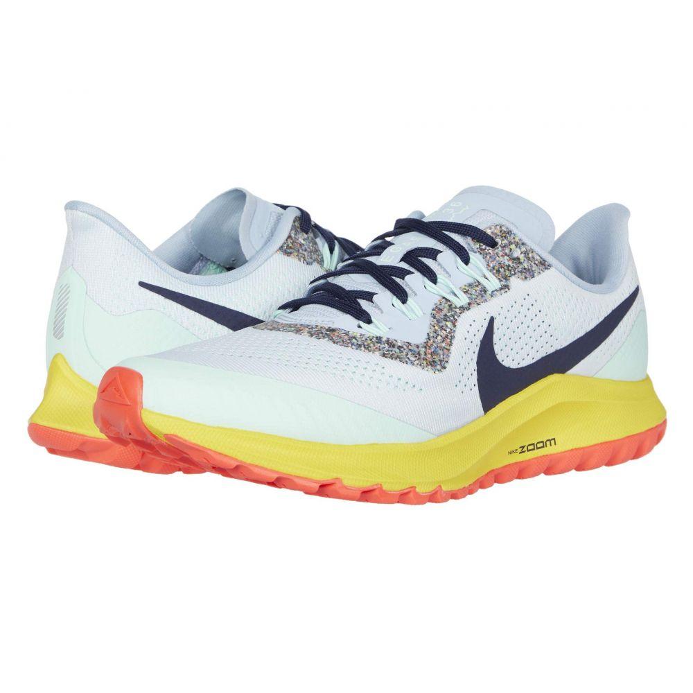 ナイキ Nike レディース ランニング・ウォーキング エアズーム シューズ・靴【Air Zoom Pegasus 36 Trail】Aura/Blackened Blue/Light Armory Blue