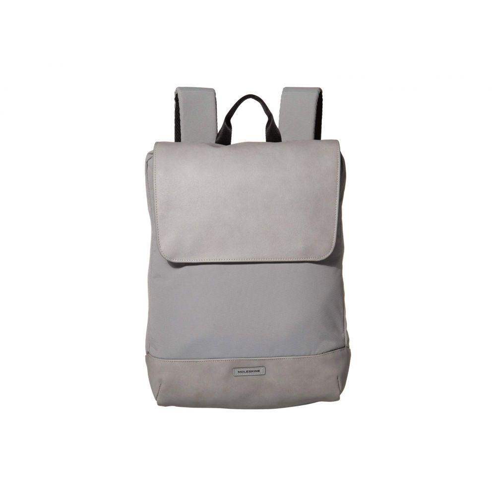 モレスキン Moleskine レディース バックパック・リュック バッグ【Metro Slim Backpack】Ash Grey