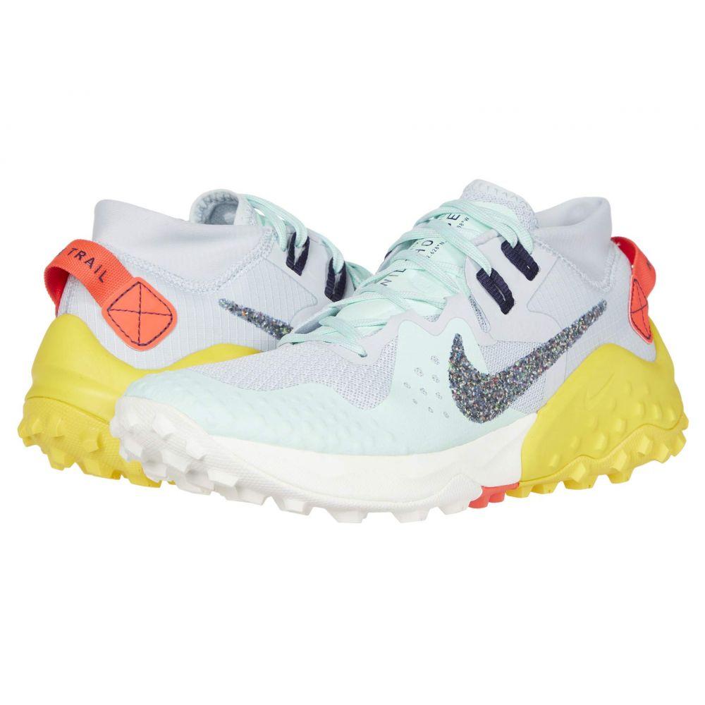 ナイキ Nike レディース ランニング・ウォーキング シューズ・靴【Wildhorse 6】Aura/Blackened Blue/Mint Foam