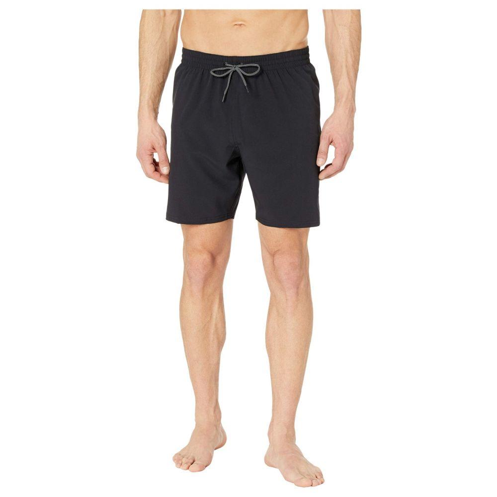 ナイキ Nike メンズ 海パン ショートパンツ 水着・ビーチウェア【7' Essential Vital Volley Shorts】Black