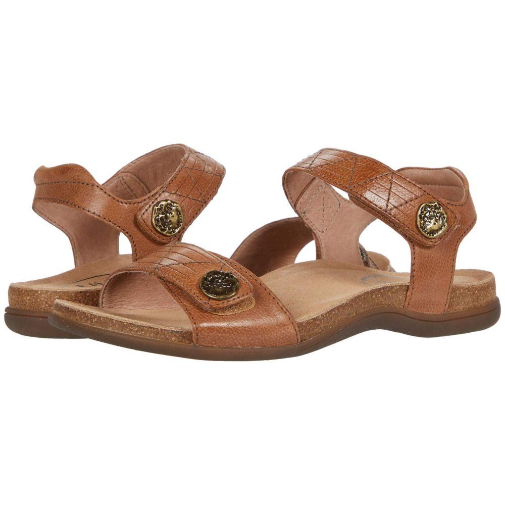 タオス Taos Footwear レディース サンダル・ミュール シューズ・靴【Pioneer】Tan