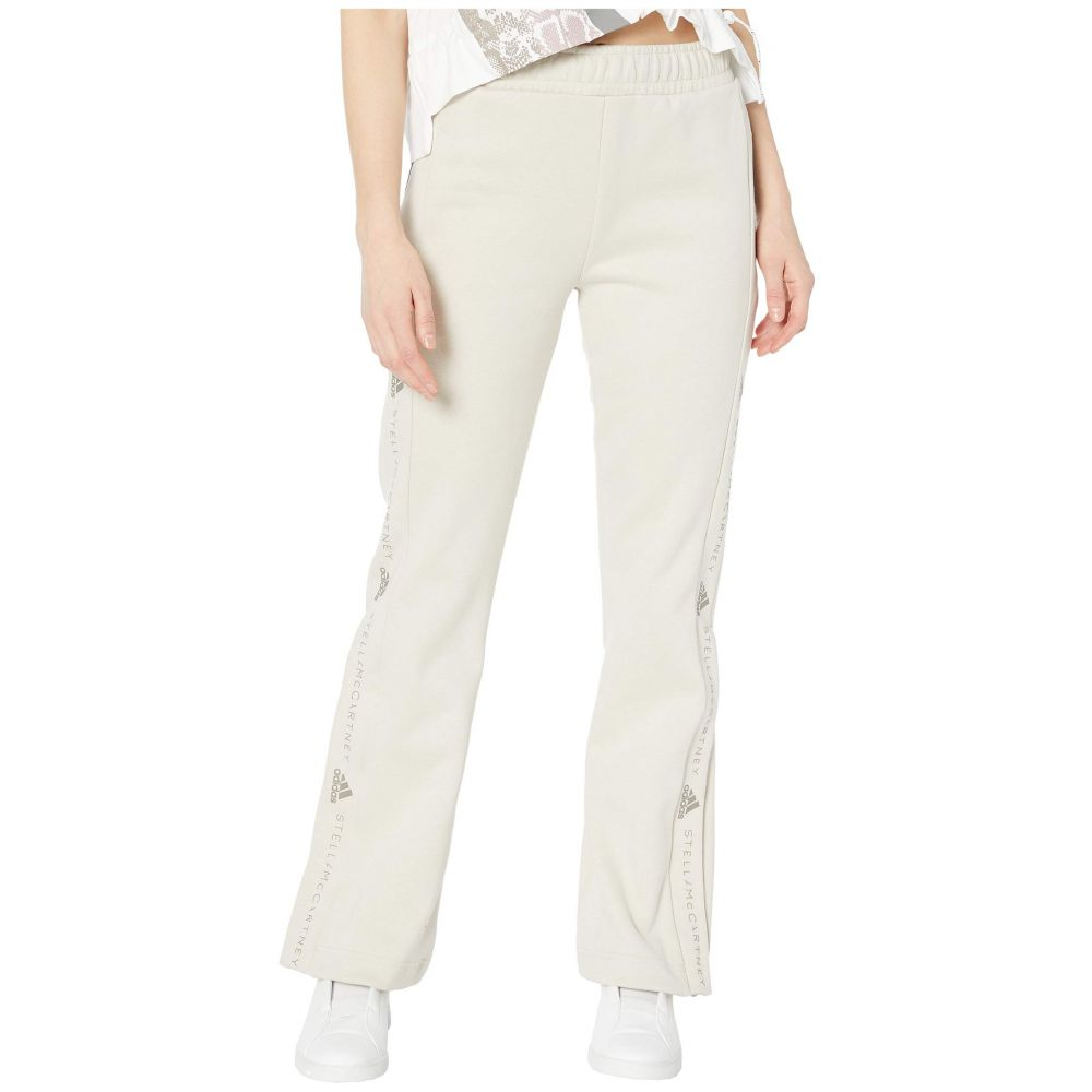 アディダス adidas by Stella McCartney レディース ボトムス・パンツ 【Image Flared Pants FK9681】Core Brown