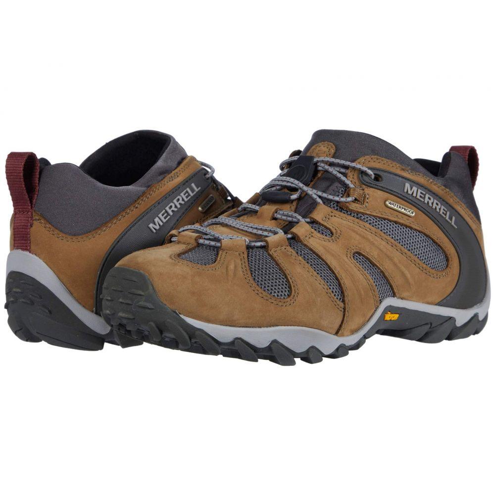 メレル Merrell メンズ ハイキング・登山 シューズ・靴【Chameleon 8 Stretch Waterproof】Butternut