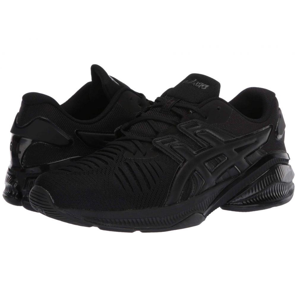 アシックス ASICS Tiger メンズ ランニング・ウォーキング シューズ・靴【Gel-Quantum Infinity Jin】Black/Black