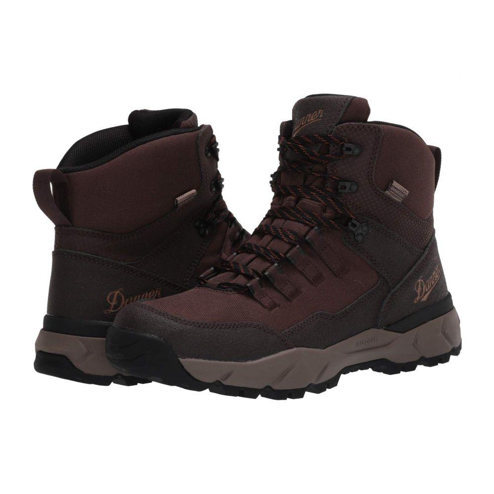 ダナー Danner メンズ ハイキング・登山 シューズ・靴【Vital Trail 5'】Coffee Brown