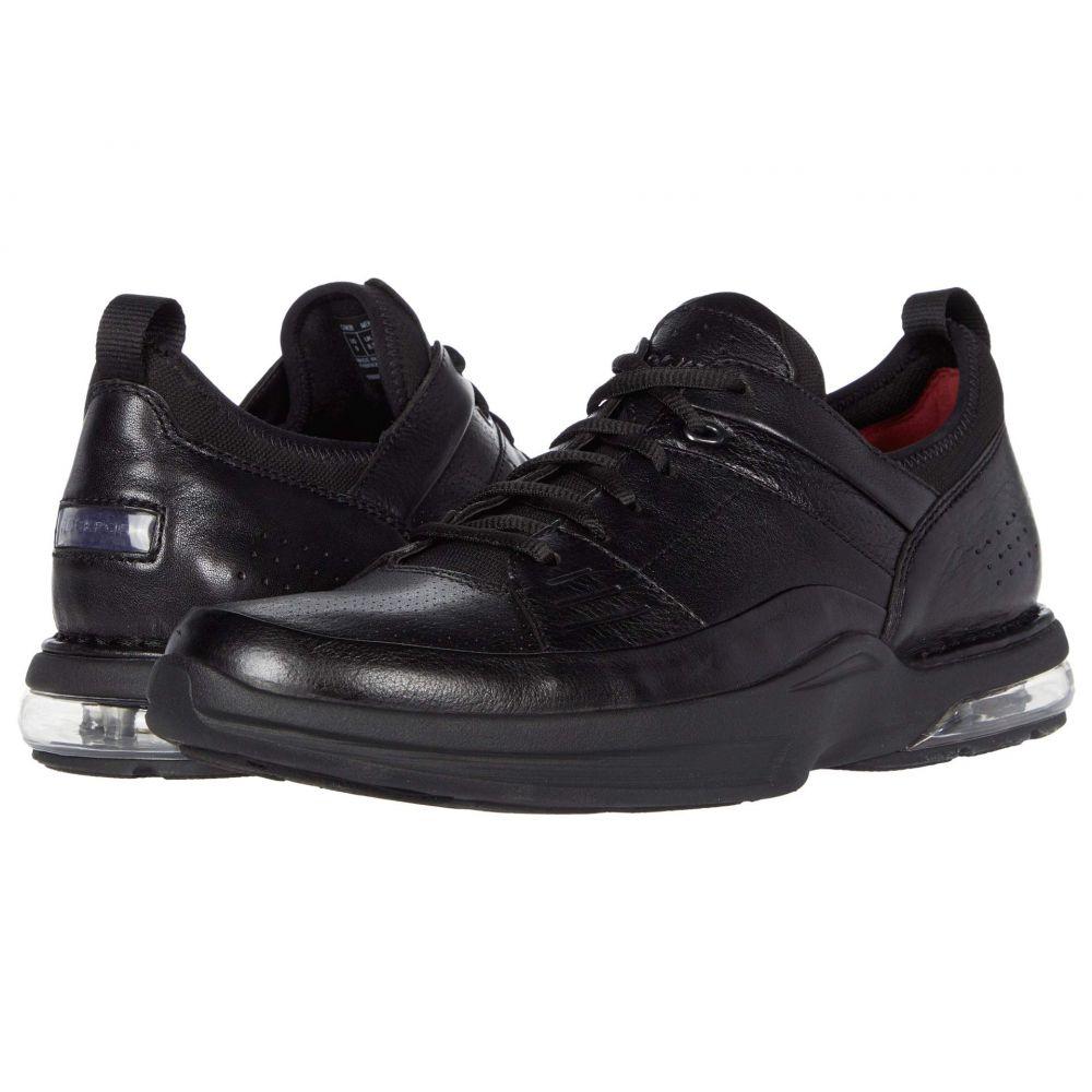 ロックポート Rockport メンズ スニーカー レースアップ シューズ・靴【Howe Street Lace-Up】Black/Black Os