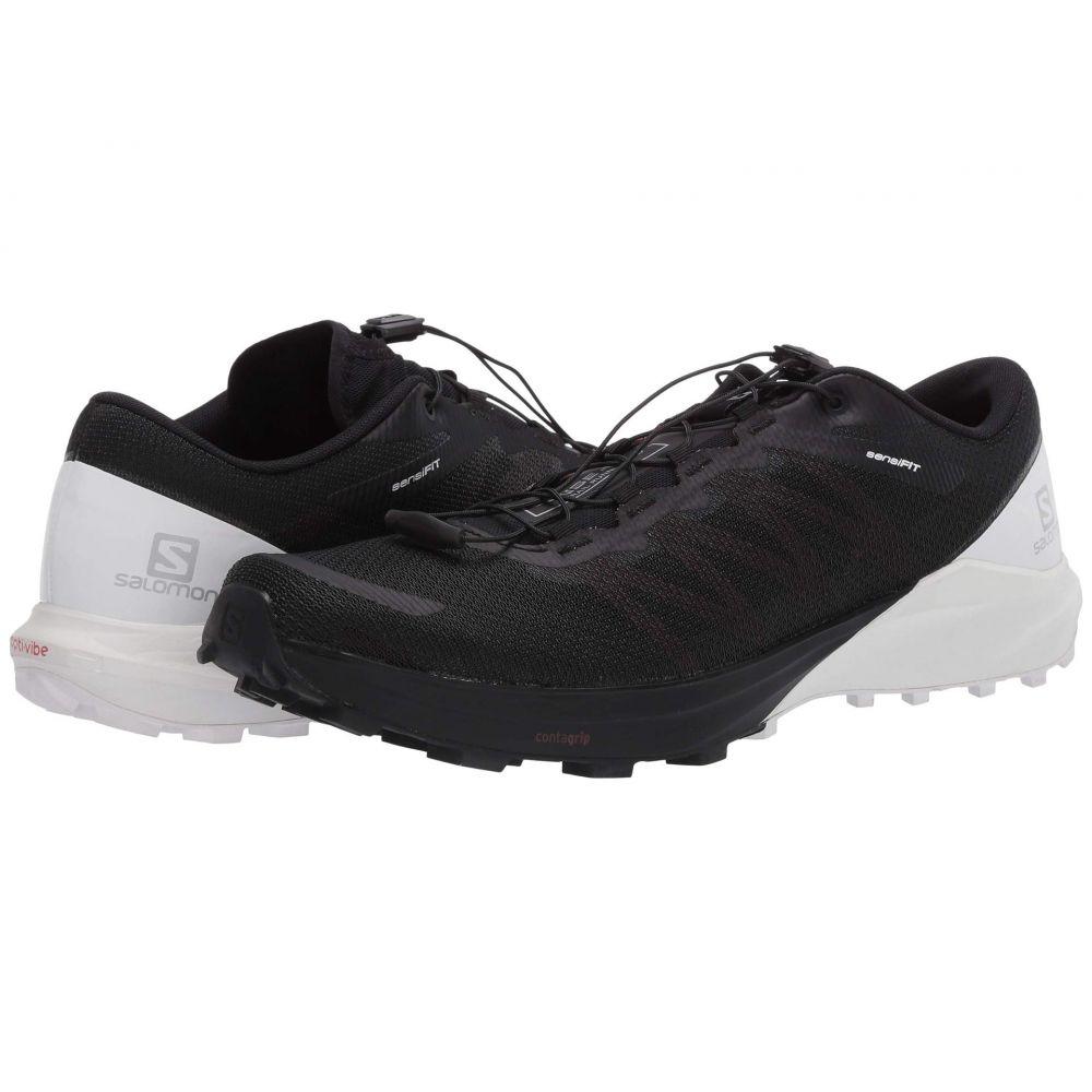 サロモン Salomon メンズ ランニング・ウォーキング シューズ・靴【Sense Pro 4】Black/White/Cherry Tomato