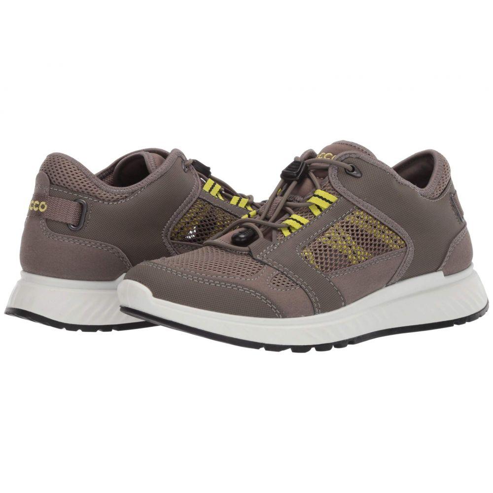 エコー ECCO Sport メンズ ハイキング・登山 スニーカー シューズ・靴【Exostride Summer Trail Sneaker】Warm Grey/Sulphur
