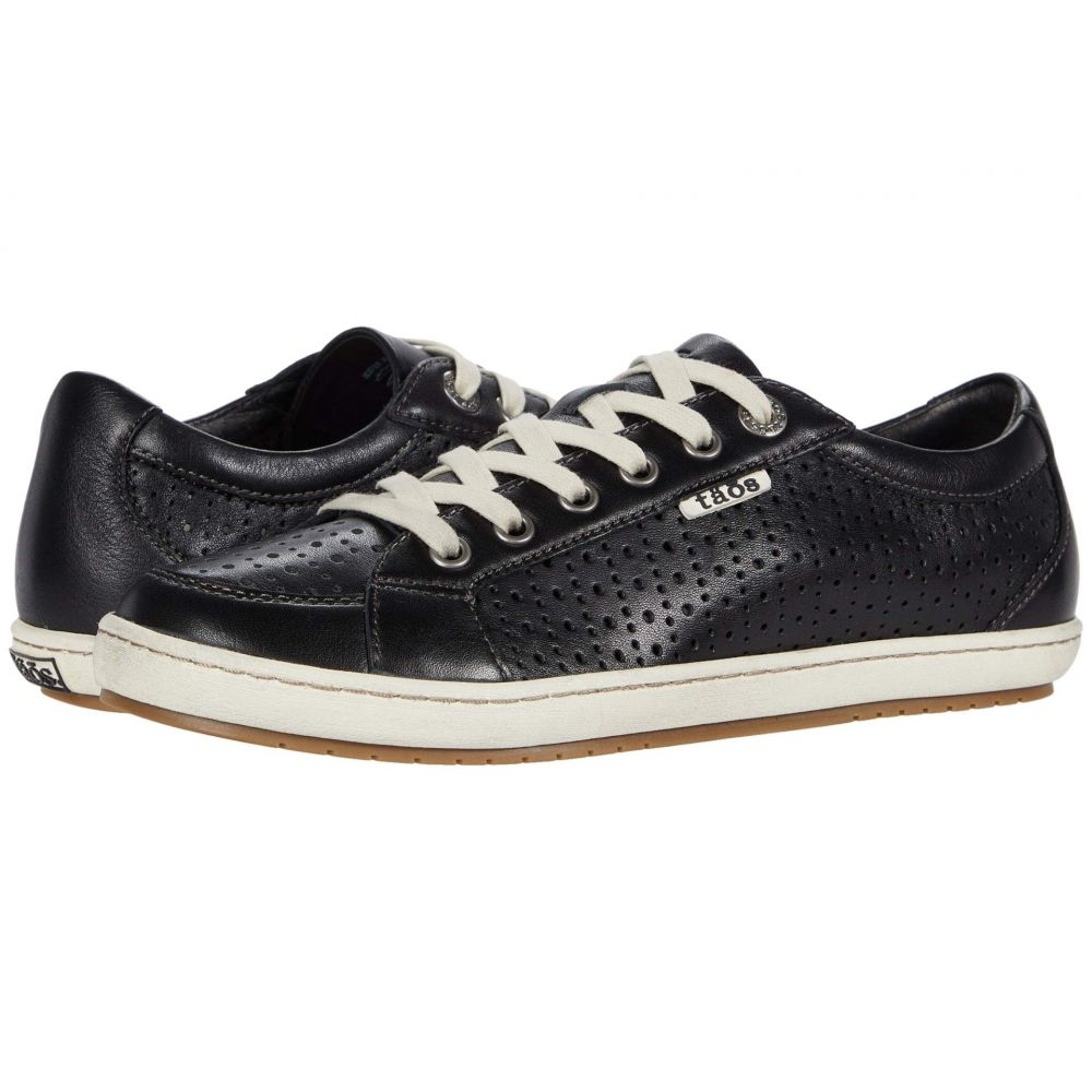 タオス Taos Footwear レディース スニーカー シューズ・靴【Jester】Black