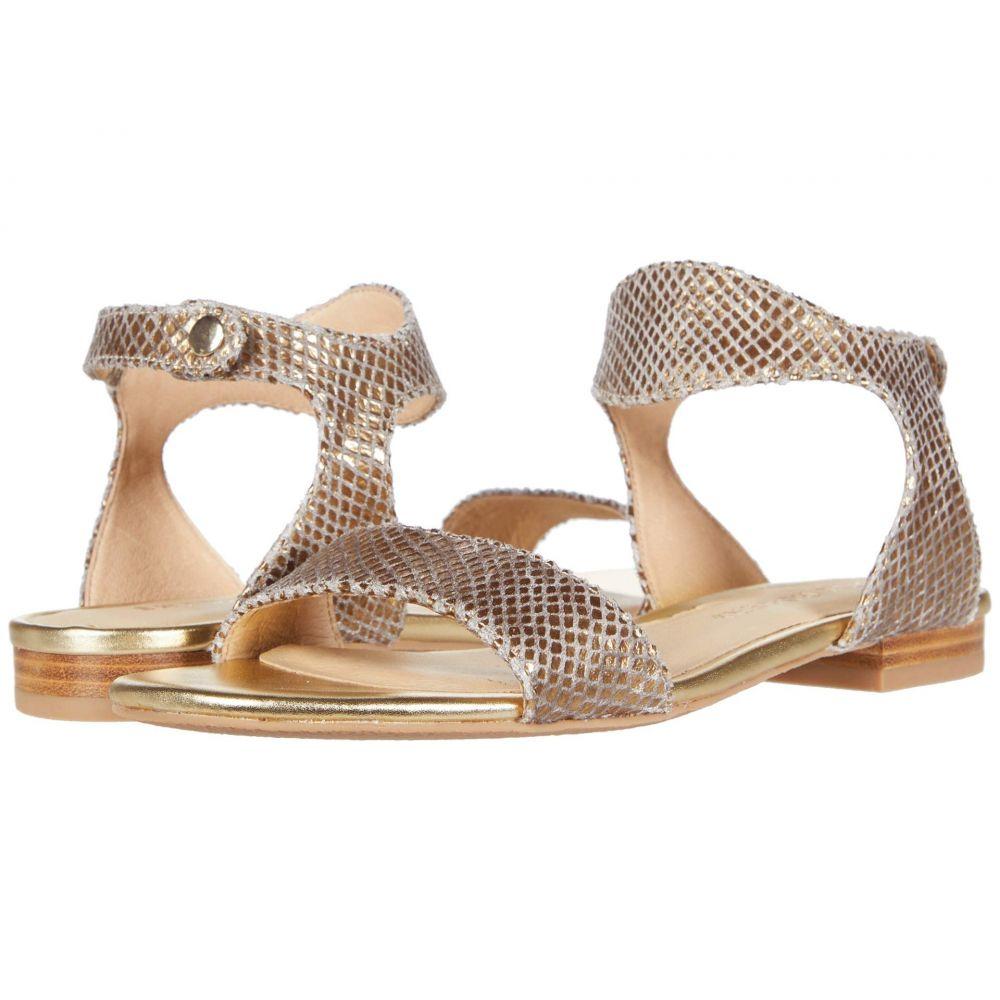 ジャックロジャース Jack Rogers レディース サンダル・ミュール シューズ・靴【Gwen Wave Sandal】Gold