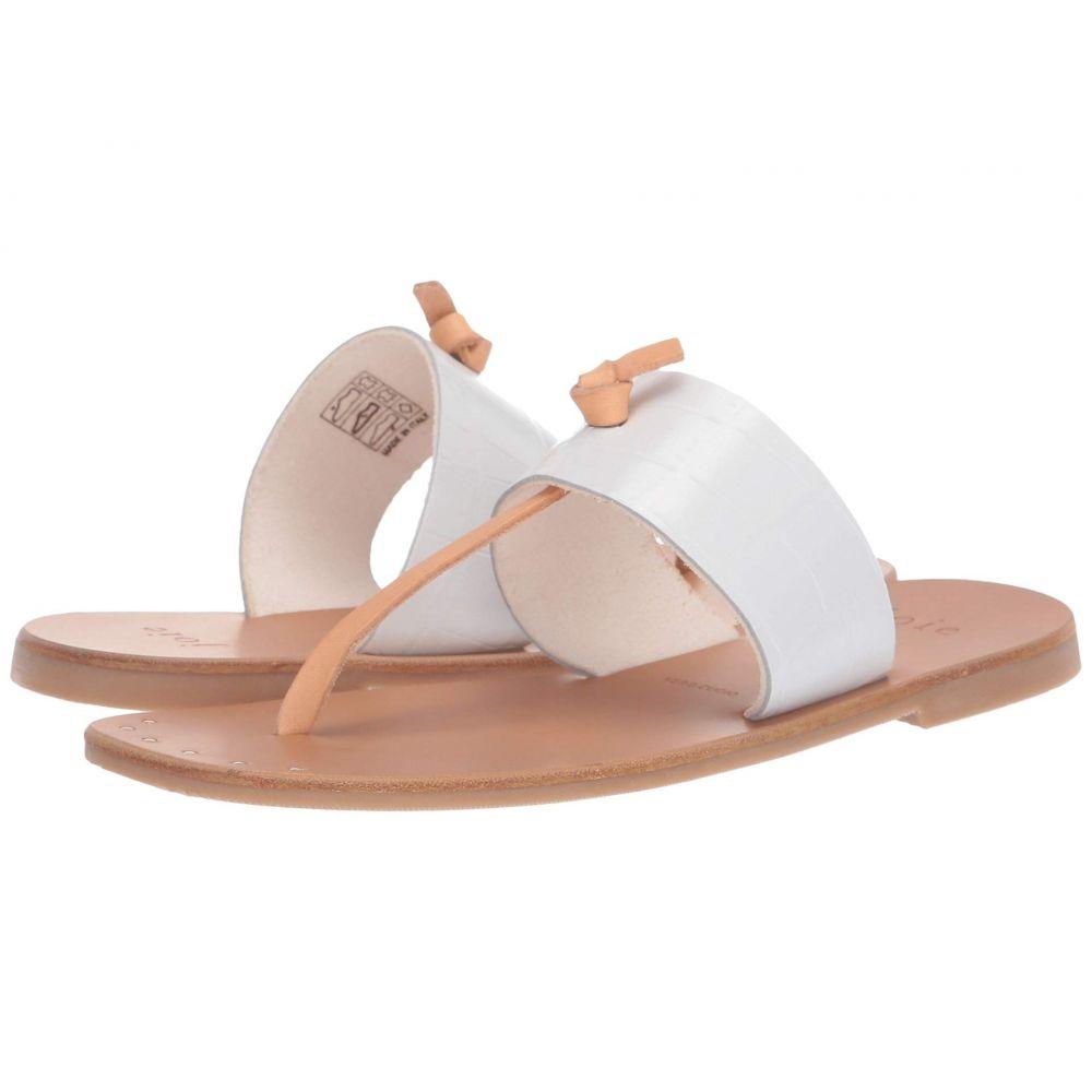 ジョア Joie レディース ビーチサンダル シューズ・靴【Baled】White