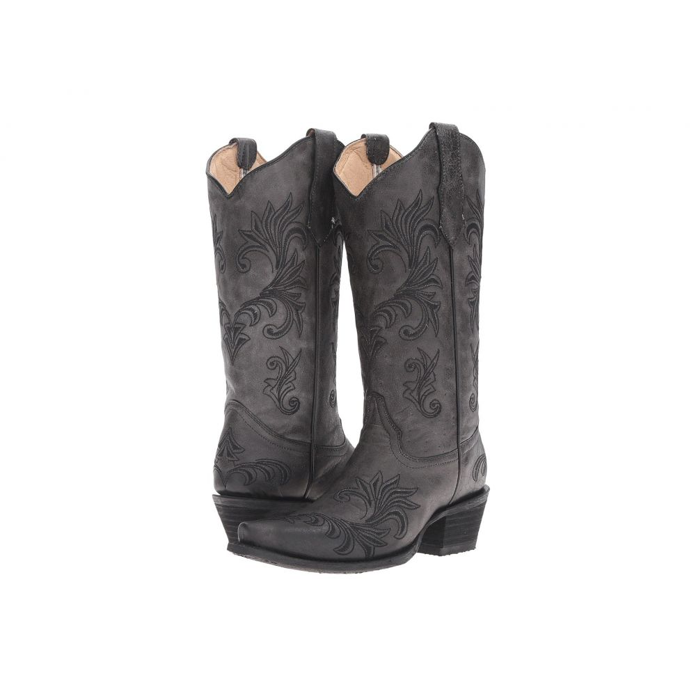 コラル Corral Boots レディース ブーツ シューズ・靴【L5142】Black