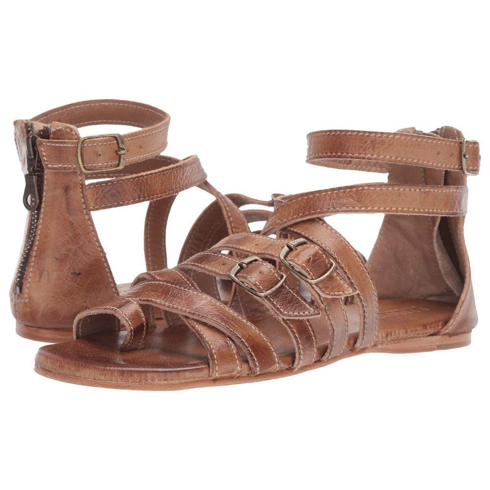 ベッドステュ Bed Stu レディース サンダル・ミュール シューズ・靴【Miya】Tan Rustic