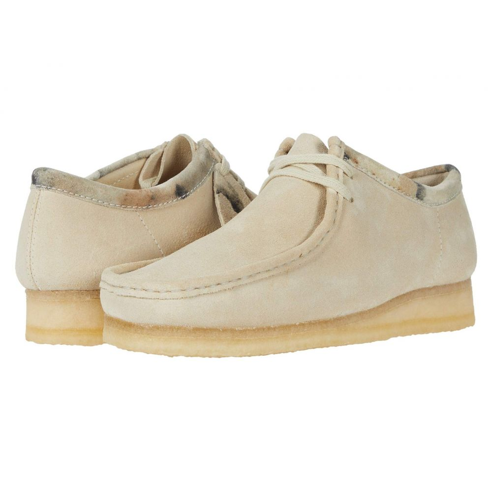 クラークス Clarks メンズ 革靴・ビジネスシューズ シューズ・靴【Wallabee】Off-White Interest