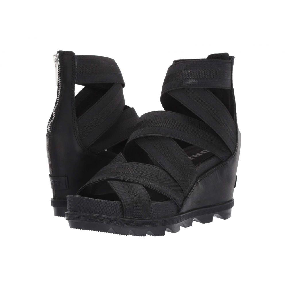 ソレル SOREL レディース サンダル・ミュール シューズ・靴【Joanie(TM) II Strap】Black