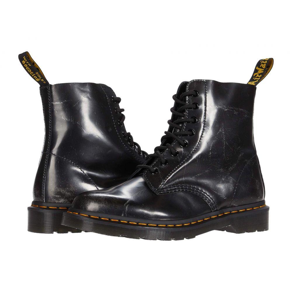 ドクターマーチン Dr. Martens レディース ブーツ シューズ・靴【1460 Pascal】Metallic Silver
