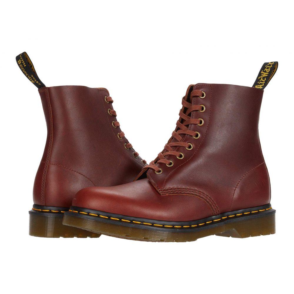 ドクターマーチン Dr. Martens レディース ブーツ シューズ・靴【1460 Pascal】Brown