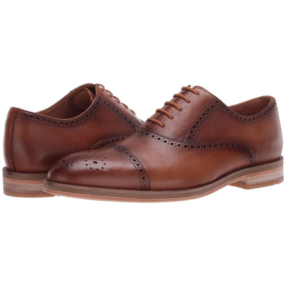 クラークス Clarks メンズ 革靴・ビジネスシューズ シューズ・靴【Oliver Limit】Tan Leather