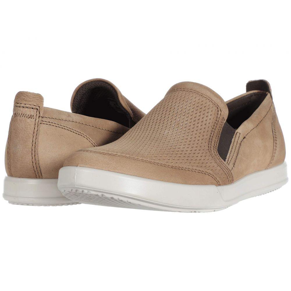エコー ECCO メンズ スリッポン・フラット シューズ・靴【Collin 2.0 Casual Slip-On】Camel