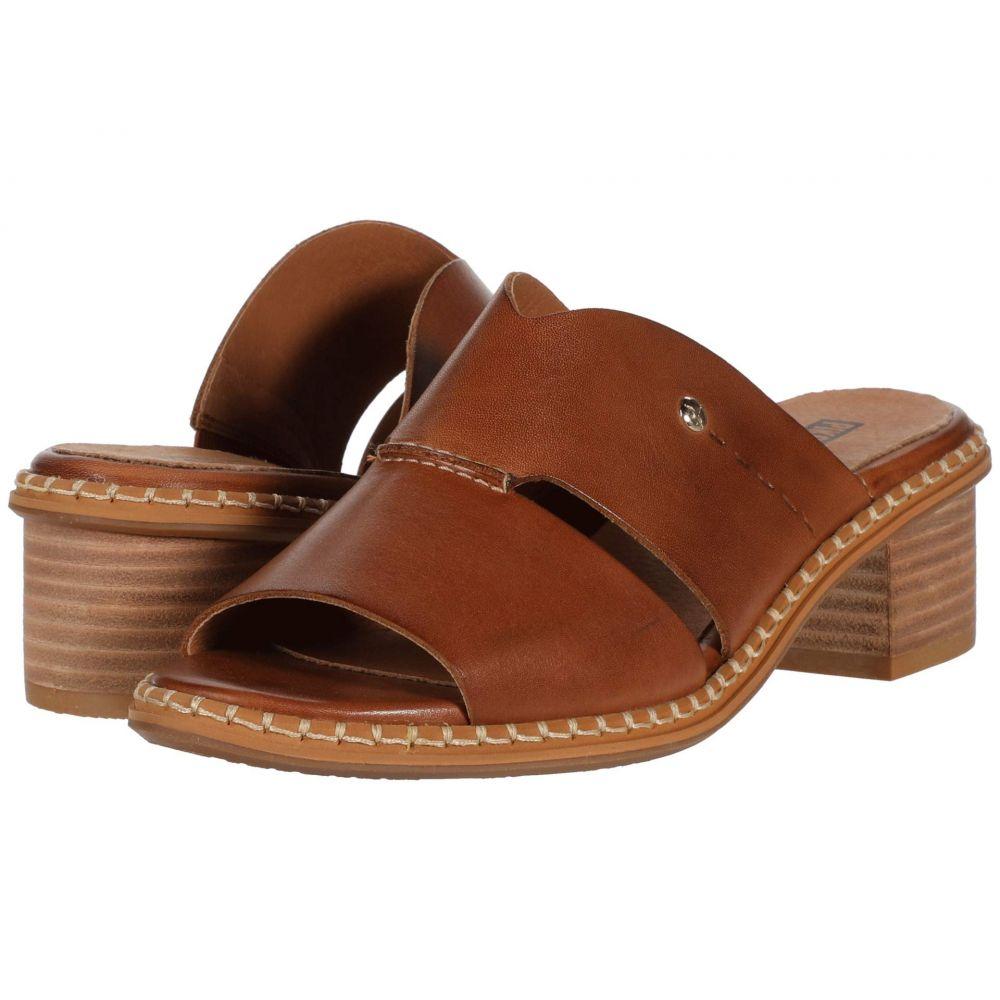 ピコリノス Pikolinos レディース サンダル・ミュール シューズ・靴【Blanes W3H-1895】Brandy