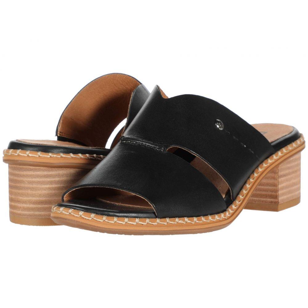 ピコリノス Pikolinos レディース サンダル・ミュール シューズ・靴【Blanes W3H-1895】Black
