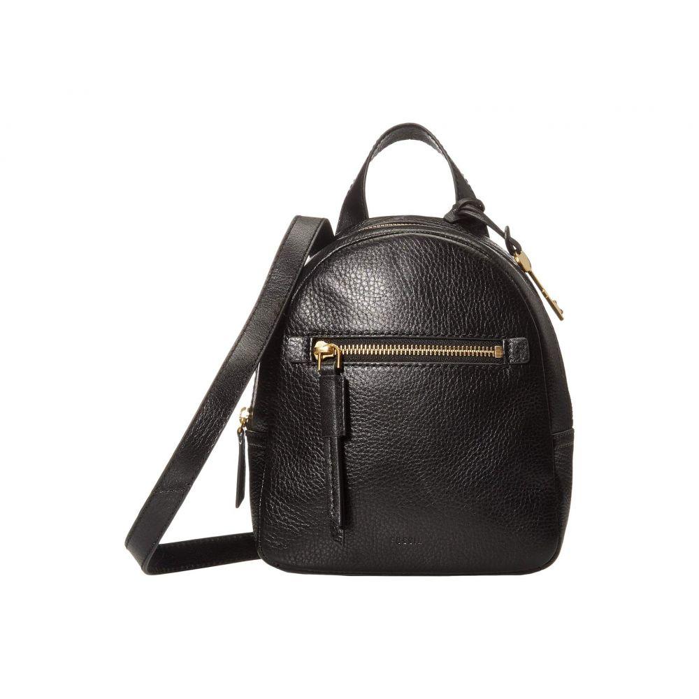 フォッシル Fossil レディース バックパック・リュック バッグ【Megan Mini Backpack】Black