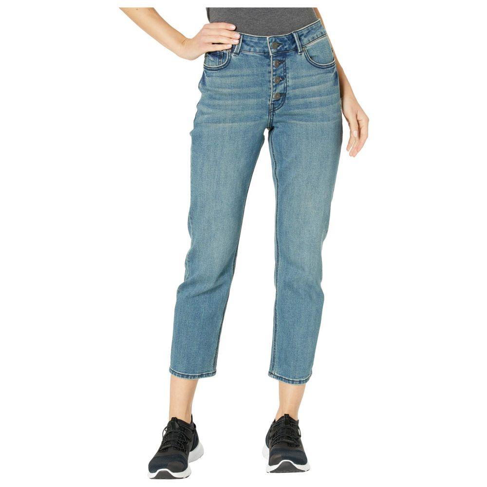プラーナ Prana レディース ジーンズ・デニム ボトムス・パンツ【Gram Crop Jeans】Heritage Wash