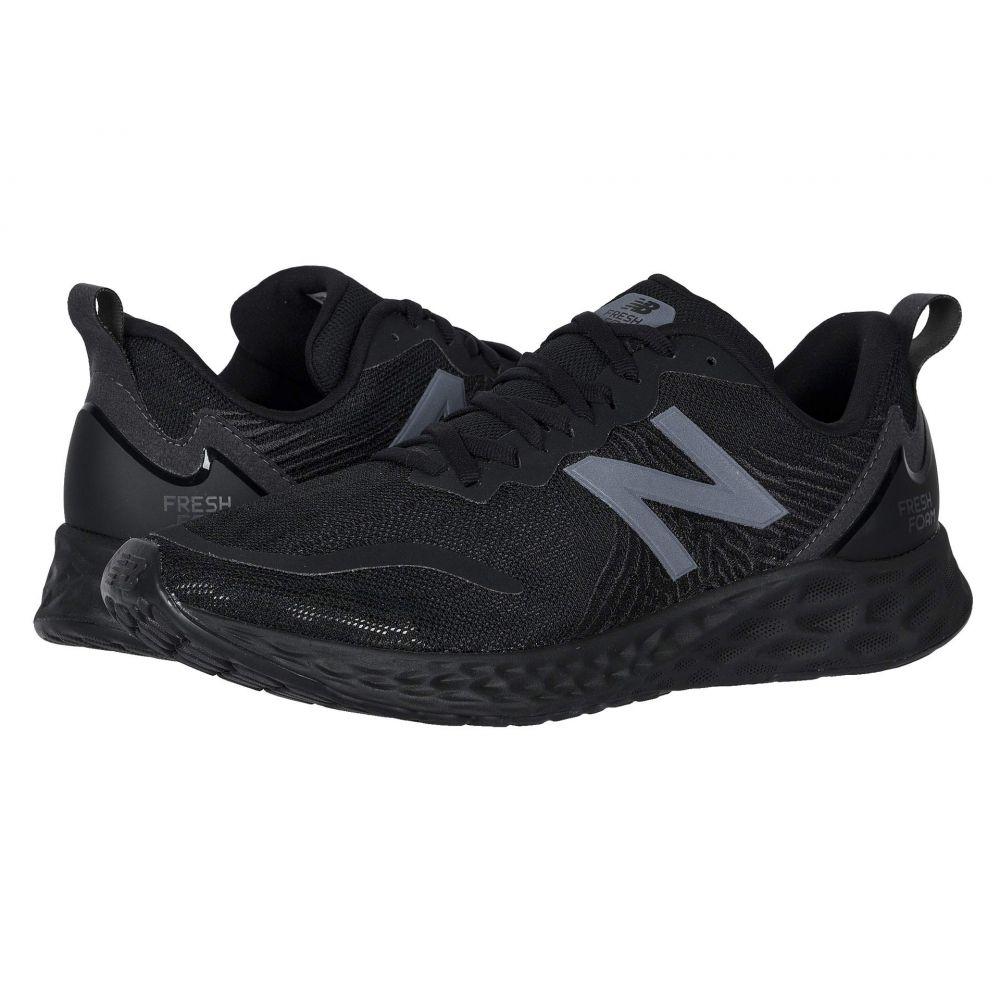 ニューバランス New Balance メンズ ランニング・ウォーキング シューズ・靴【Fresh Foam Tempo】Black/Black