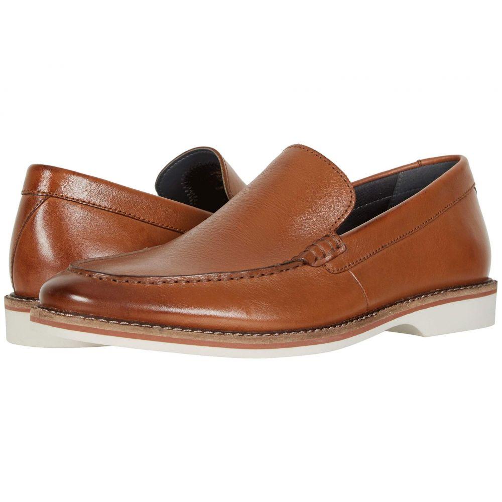クラークス Clarks メンズ ローファー シューズ・靴【Atticus Edge】Tan Leather