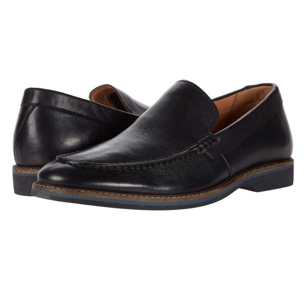 クラークス Clarks メンズ ローファー シューズ・靴【Atticus Edge】Black Leather